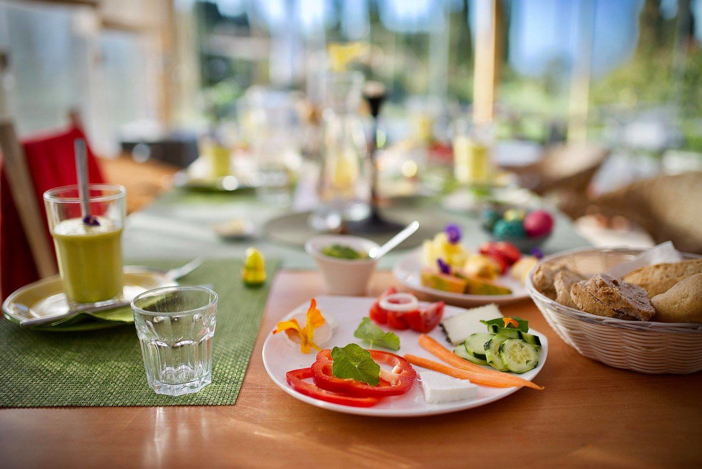 Finca el Morisco - Vegane Küche